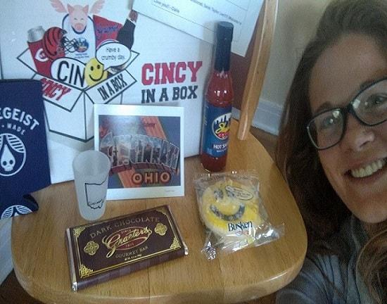 Cincinnati gifts people love to receive!