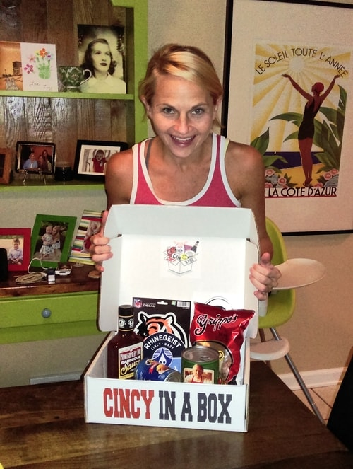 Send a box of unique Cincinnati food gifts!
