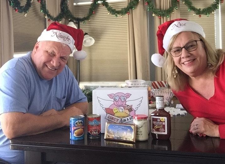 Homesick for Cincinnati foods? Send a taste of Cincinnati gift basket!