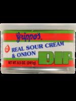 Grippo's Sour Cream & Onion Dip