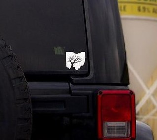 MadTree Vinyl Decal