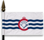 Cincinnati Mini Flag