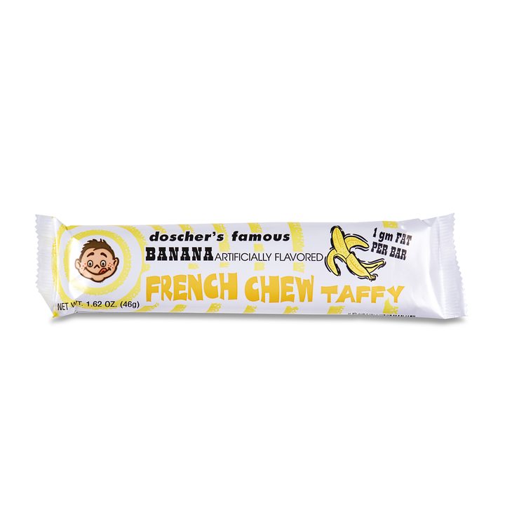 Doscher's Banana French Chew