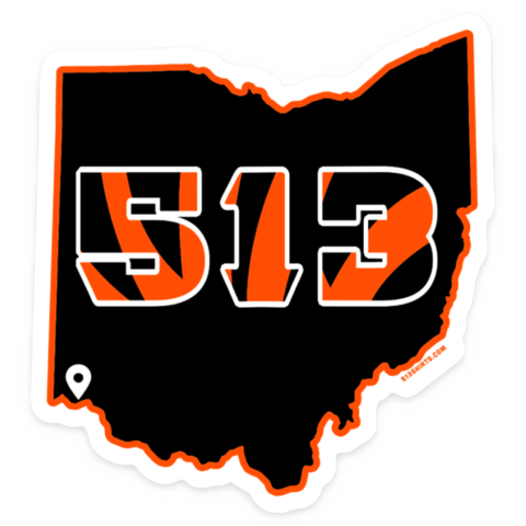 513 Football Sticker